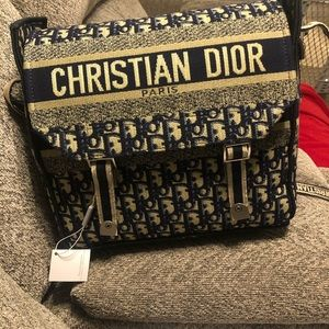 Christian diorcamp bag